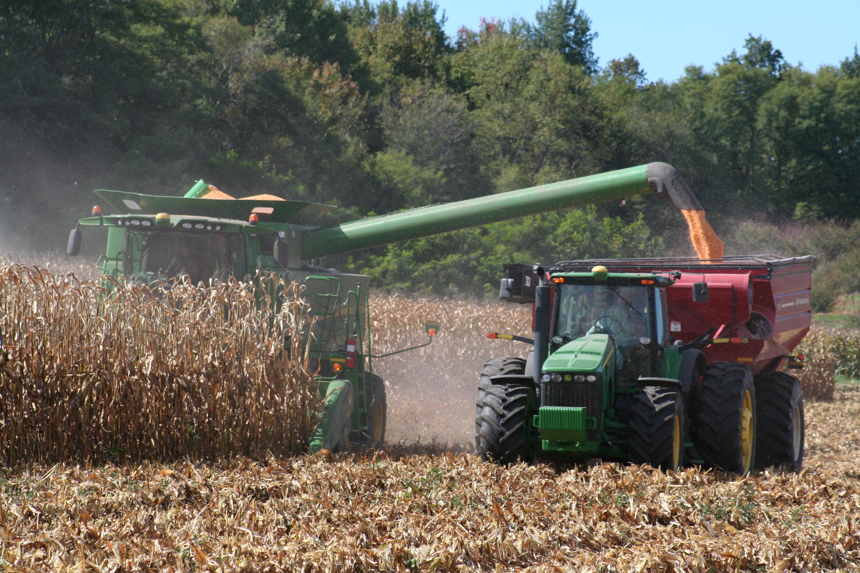 Combine Grain Cart